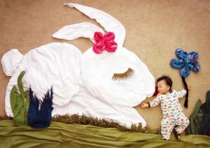 My bunny friend